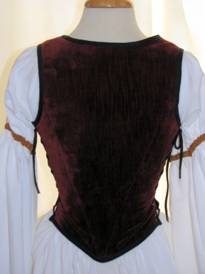 Wench Bodice - Click Image to Close